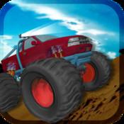 Desert Monster Truck Madness
